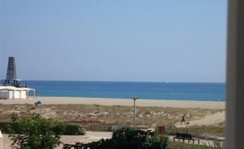 Appartement F2 à Port-Leucate avec vue sur la mer dans l'Aude dans le Languedoc-Roussillon