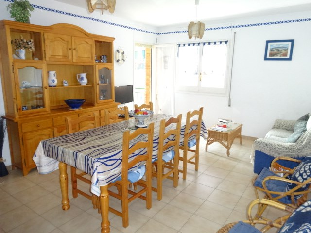 Location vacances Cambrils -  Appartement - 6 personnes - Salon de jardin - Photo N° 1