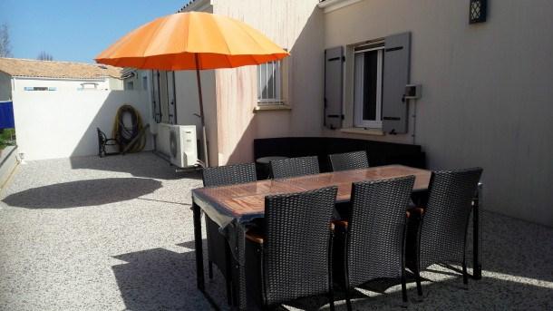 Location vacances Saujon -  Maison - 4 personnes - Chaise longue - Photo N° 1