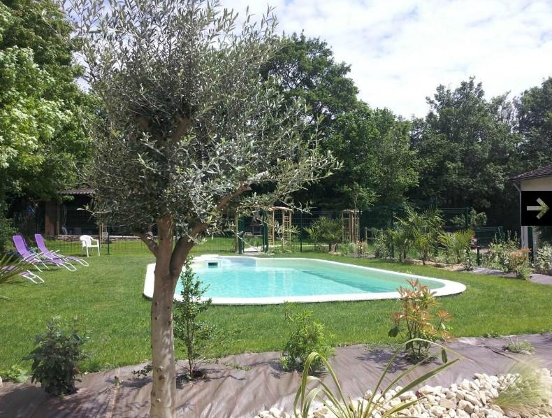 Location vacances La Roche-Posay -  Appartement - 8 personnes - Barbecue - Photo N° 1