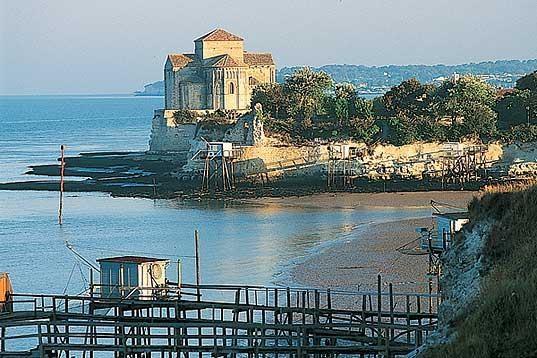 Location vacances Talmont-sur-Gironde -  Appartement - 4 personnes - Chaise longue - Photo N° 1
