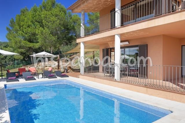 Holiday rentals Palafrugell - House - 8 persons - BBQ - Photo N° 1