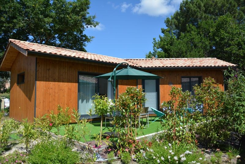 Location vacances Audenge -  Maison - 4 personnes - Télévision - Photo N° 1