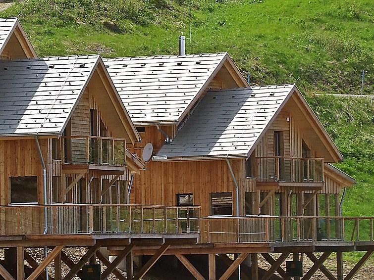 Maison pour 3 personnes à Klippitztörl