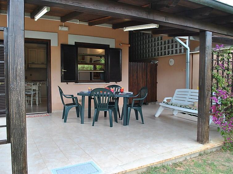 Maison pour 3 personnes à Lido di Fondi