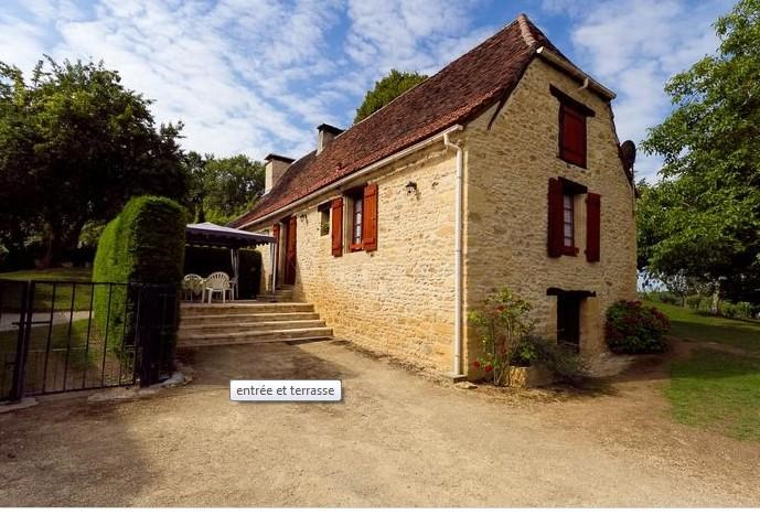 Holiday rentals Fanlac - House - 6 persons - BBQ - Photo N° 1