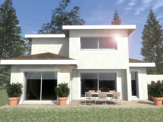 Maison  5 pièces + Terrain 620 m² Limas par CREAVILLA 69