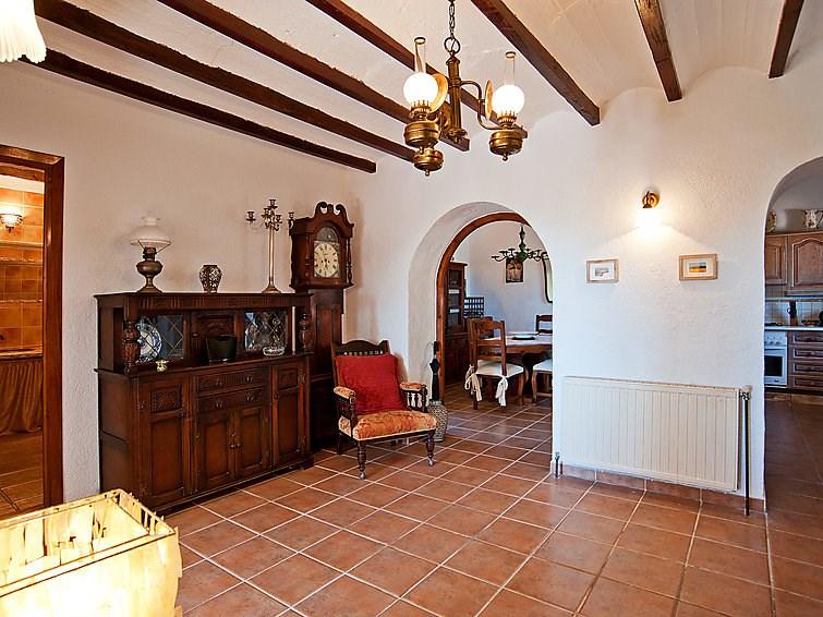 Maison pour 4 personnes à Moraira