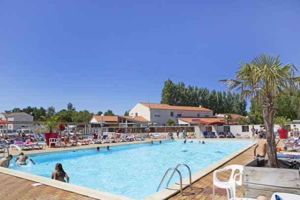 CAMPING JARD 4* - Mobil-Home Cosy 6 Personnes 2 Chambres (5 adultes+ 1 enfant)