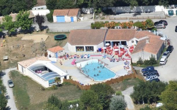 Location vacances Bois-de-Céné -  Maison - 4 personnes - Salon de jardin - Photo N° 1