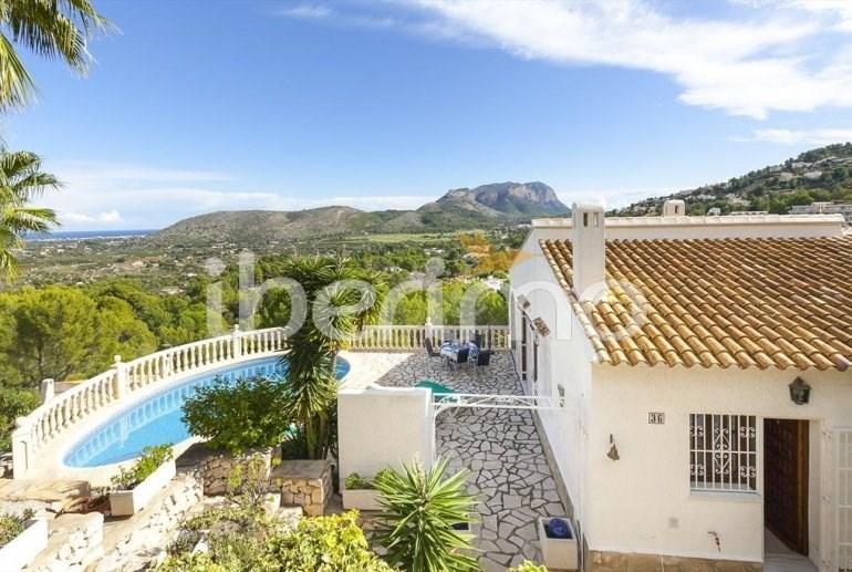 Villa à Denia pour 6 personnes - 3 chambres
