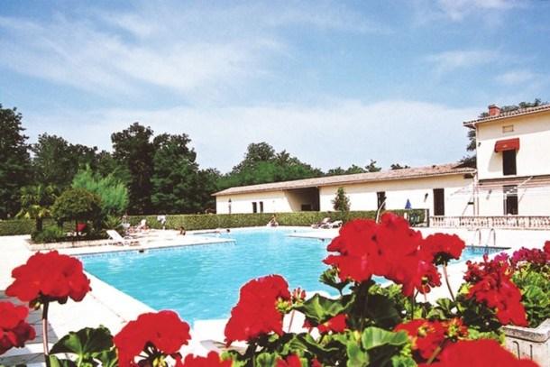 Villapark Château de Salles  Villa Type Fronsac 2