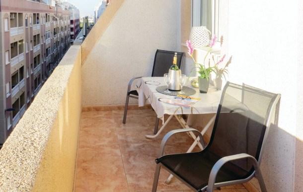 Location vacances Torrevieja -  Appartement - 4 personnes - Chaîne Hifi - Photo N° 1
