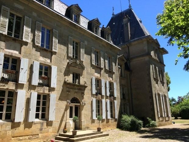 Château à louer Sainte-Croix dans l'Aveyron