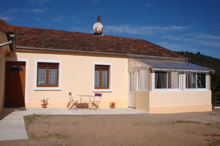 Ferienwohnungen Moux-en-Morvan - Haus - 6 Personen - Grill - Foto Nr. 1