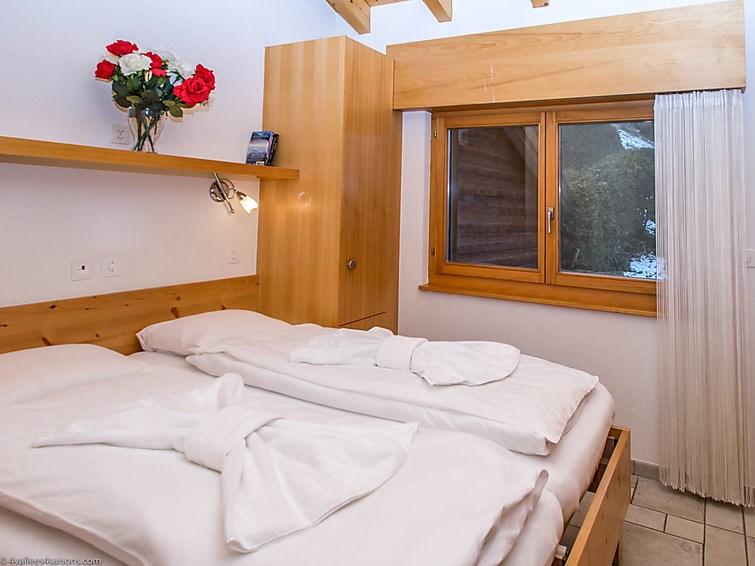 Maison pour 5 personnes à La Tzoumaz