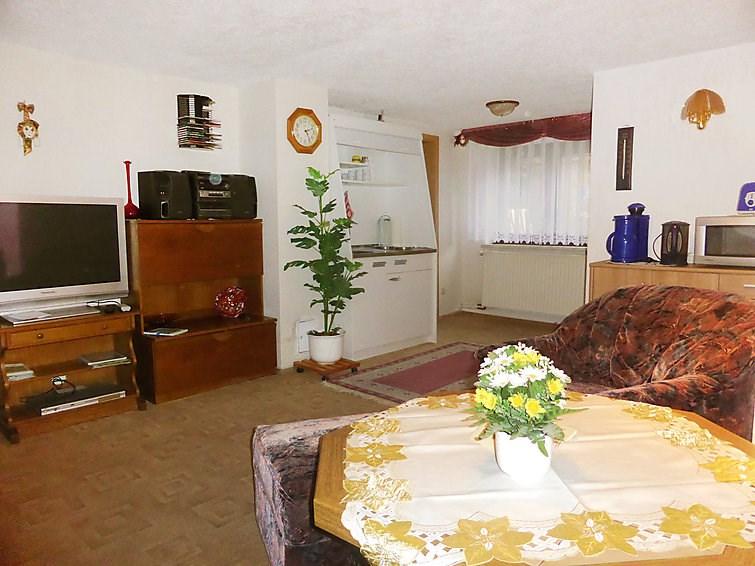 Appartement pour 2 personnes à Geschwenda