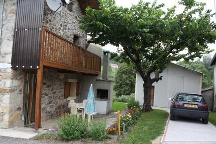 Location vacances Soulan -  Gite - 5 personnes - Barbecue - Photo N° 1