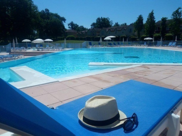 Location vacances Monflanquin -  Appartement - 4 personnes - Télévision - Photo N° 1