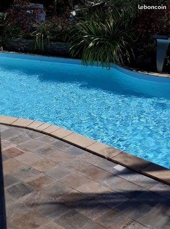 Meublé de tourisme pour 2 personnes avec piscine