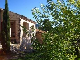 Alquileres de vacaciones Pontevès - Cabaña - 3 personas - Mueble de jardín - Foto N° 1