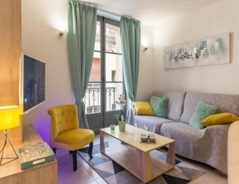 Location vacances Dieppe -  Appartement - 2 personnes - Télévision - Photo N° 1