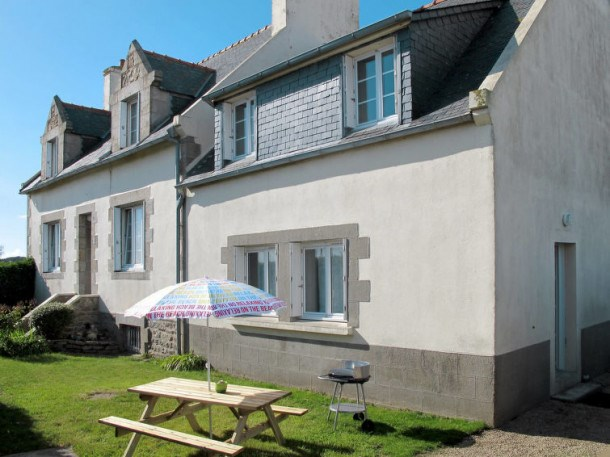 Location vacances Roscoff -  Appartement - 2 personnes - Barbecue - Photo N° 1