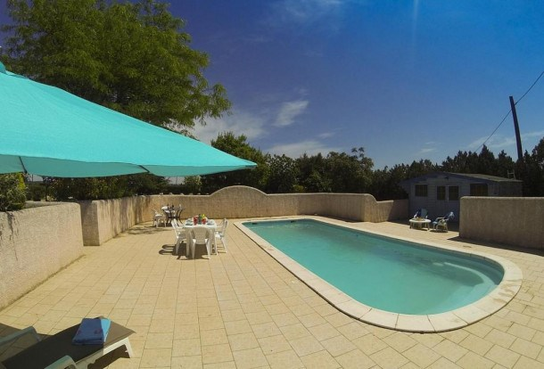 Location vacances Béziers -  Appartement - 2 personnes - Barbecue - Photo N° 1