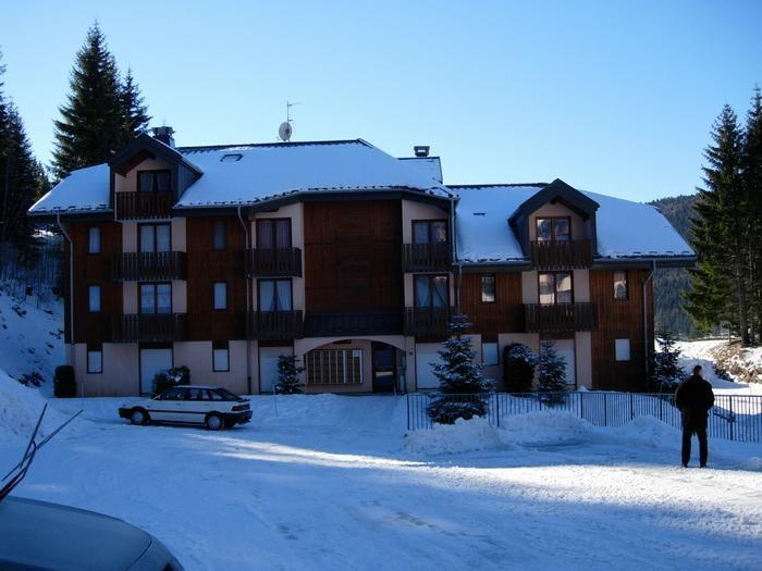 Appartement pour 4 pers. avec parking privé, Mijoux