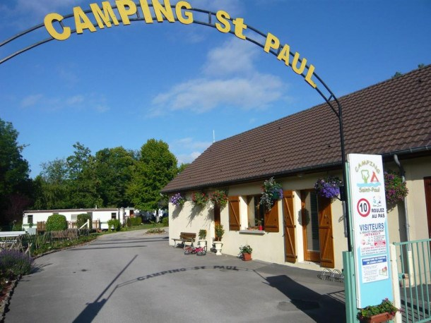 Camping Saint Paul - Mobile home Loggia 24m² - 2 chambres - terrasse 9m²
