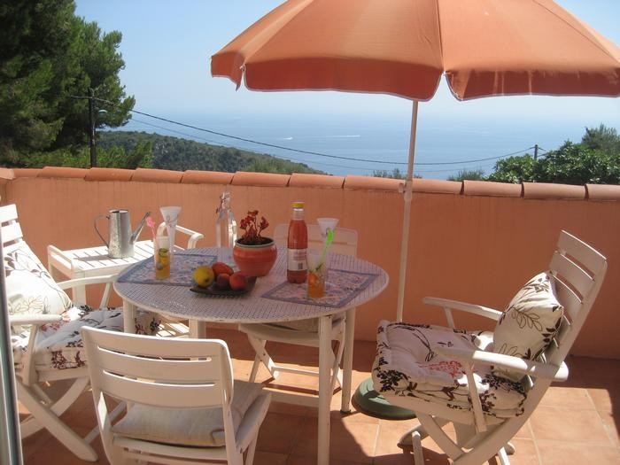 Holiday rentals Èze - Apartment - 4 persons - Garden - Photo N° 1