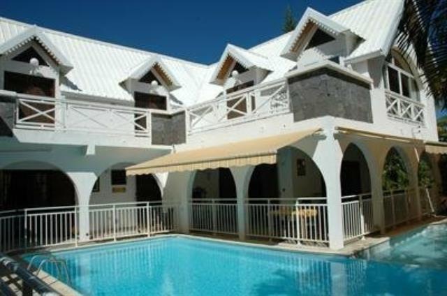 Villa pour 12 pers. avec piscine privée, Saint-Paul