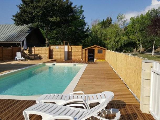 Location vacances Châteauroux-les-Alpes -  Maison - 6 personnes - Salon de jardin - Photo N° 1