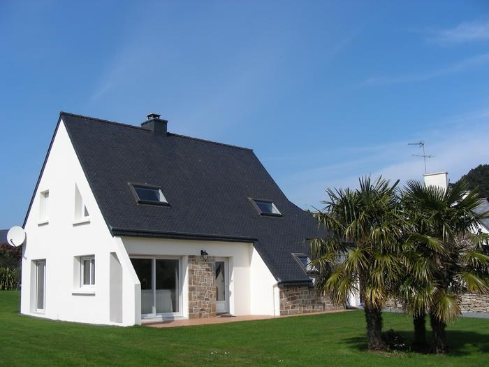 Holiday rentals Lanmodez - House - 9 persons - BBQ - Photo N° 1