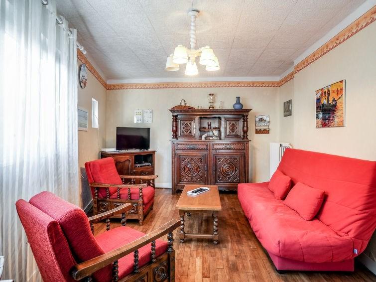 Location vacances Saint-Malo -  Maison - 5 personnes -  - Photo N° 1