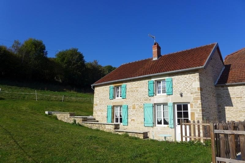Location vacances Flagey -  Gite - 6 personnes - Barbecue - Photo N° 1