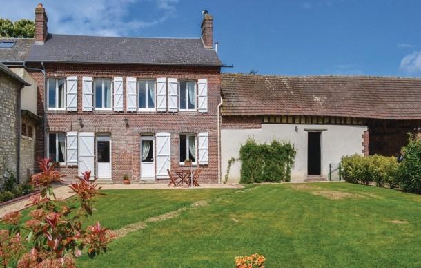 Location vacances Trie-Château -  Maison - 6 personnes - Barbecue - Photo N° 1