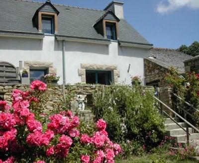 Location vacances Pouldergat -  Gite - 4 personnes - Barbecue - Photo N° 1