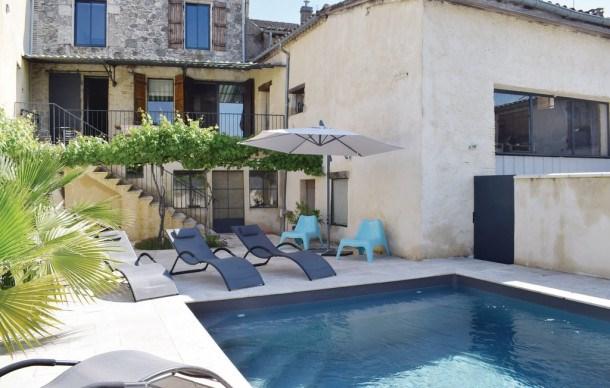 Location vacances Montpezat -  Maison - 6 personnes - Barbecue - Photo N° 1