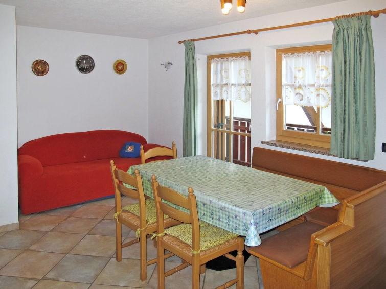 Appartement pour 8 à Pera di Fassa