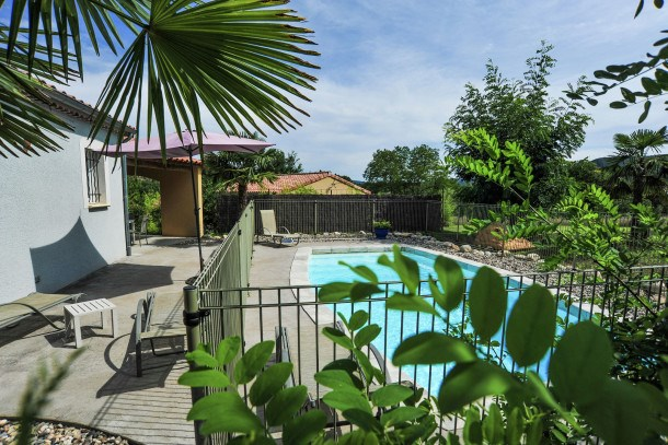 Location vacances Sampzon -  Maison - 4 personnes - Barbecue - Photo N° 1