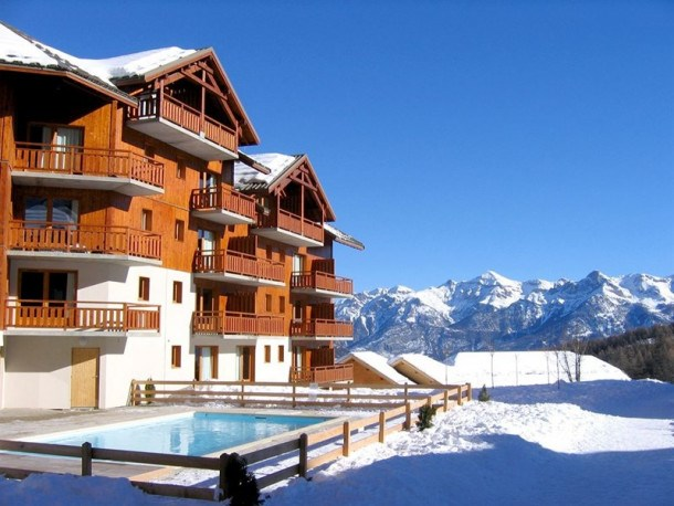 Location vacances Puy-Saint-Vincent -  Appartement - 6 personnes - Télévision - Photo N° 1