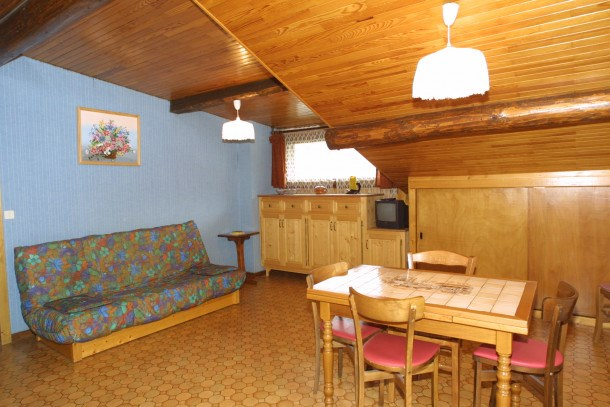Location vacances Les Gets -  Appartement - 4 personnes - Barbecue - Photo N° 1