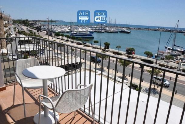 GATELL 2 Cambrils Apartment. Sea Views. Free WIFI