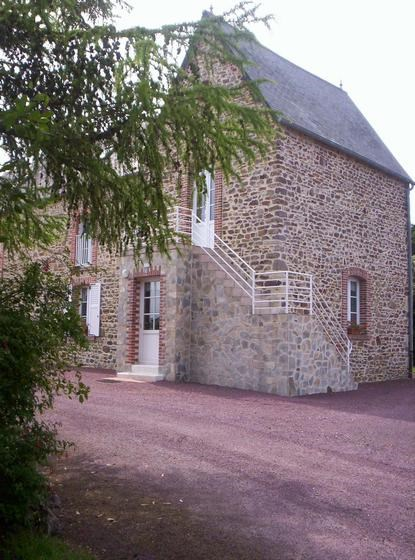 Location vacances Crasville -  Maison - 6 personnes - Barbecue - Photo N° 1