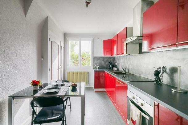 Location vacances Bourges -  Maison - 2 personnes - Lave-linge - Photo N° 1