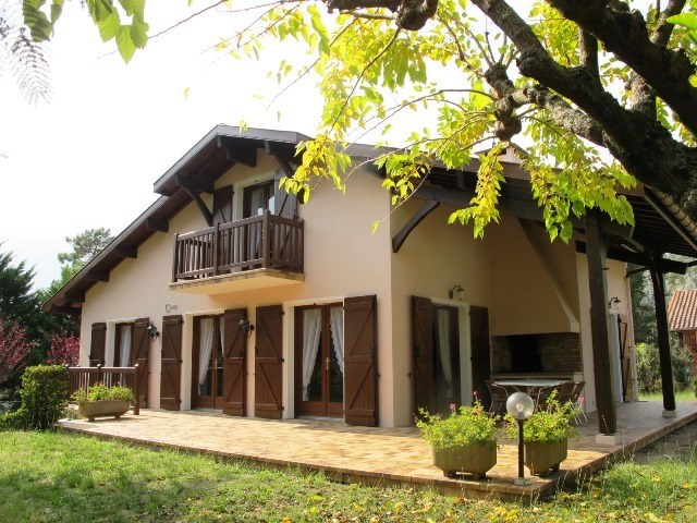 Seignosse - Spacious house located in a quiet residential area