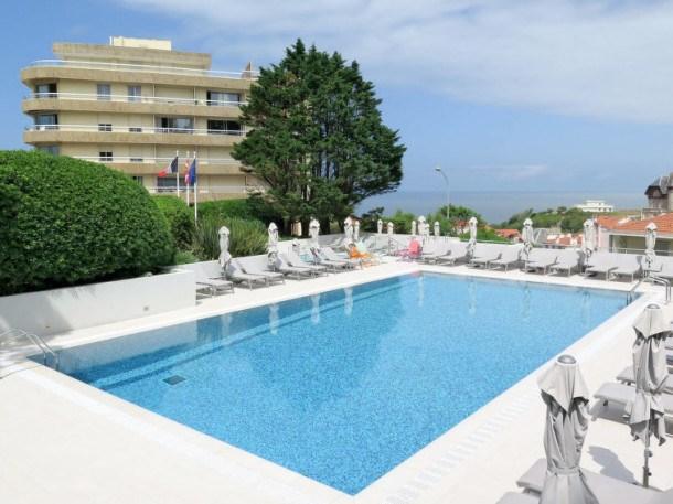 Location vacances Biarritz -  Appartement - 6 personnes - Table de ping-pong - Photo N° 1