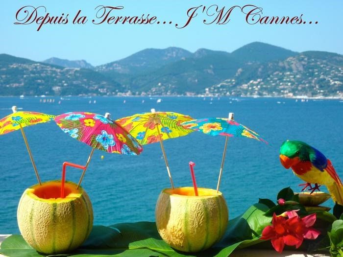 Location vacances Cannes -  Appartement - 4 personnes - Barbecue - Photo N° 1