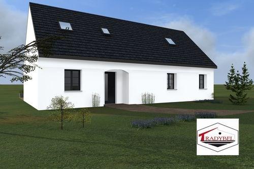 Maison  6 pièces + Terrain 800 m² Charbuy par TRADYBEL 89